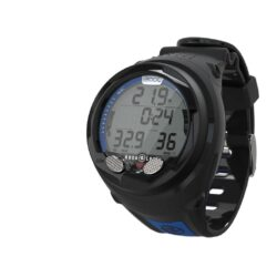 i300C Wrist Computer Black & Blue Bluetooth Enabled - NO BOX