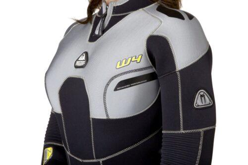 W4 7mm Fullsuit