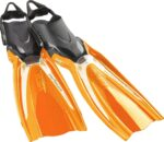 HYFLEX SWITCH PRO FIN - MEDIUM TRANSPARENT/ENERGY ORANGE