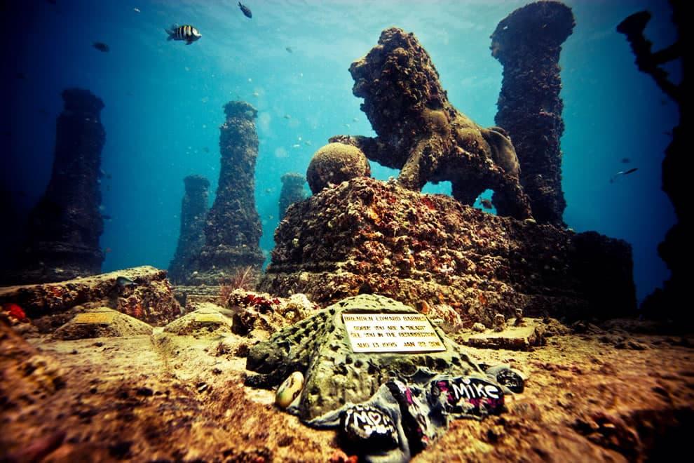 May 16th: Neptune Memorial & Reef Boat Dive
