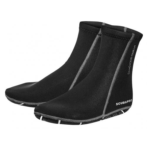 Hybrid Socks 2.5mm - Black