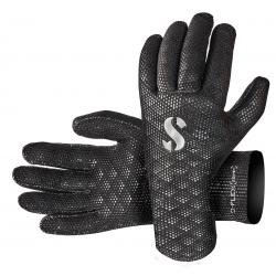 D-Flex Rebel Glove 2mm - Black