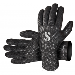 D-Flex Glove 2mm - Black