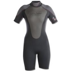 Aqua Lung 3mm Women's Shorty Wetsuit