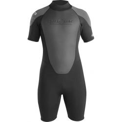 Aqua Lung 3mm Men's Shorty Wetsuit