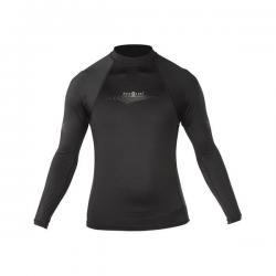 Aqua Lung Rashguard Long Sleeve Mens Black