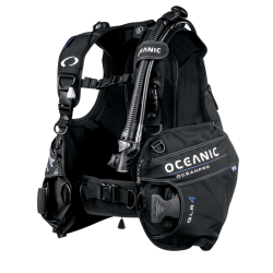 Oceanic Oceanpro BC Black L