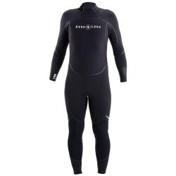 Aquaflex 5mm Black Charcoal Men's XL