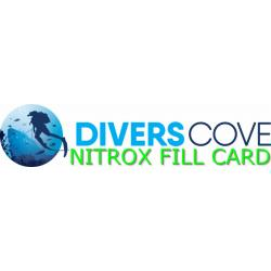 Nitrox Fill Card