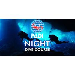 PADI Night Diver