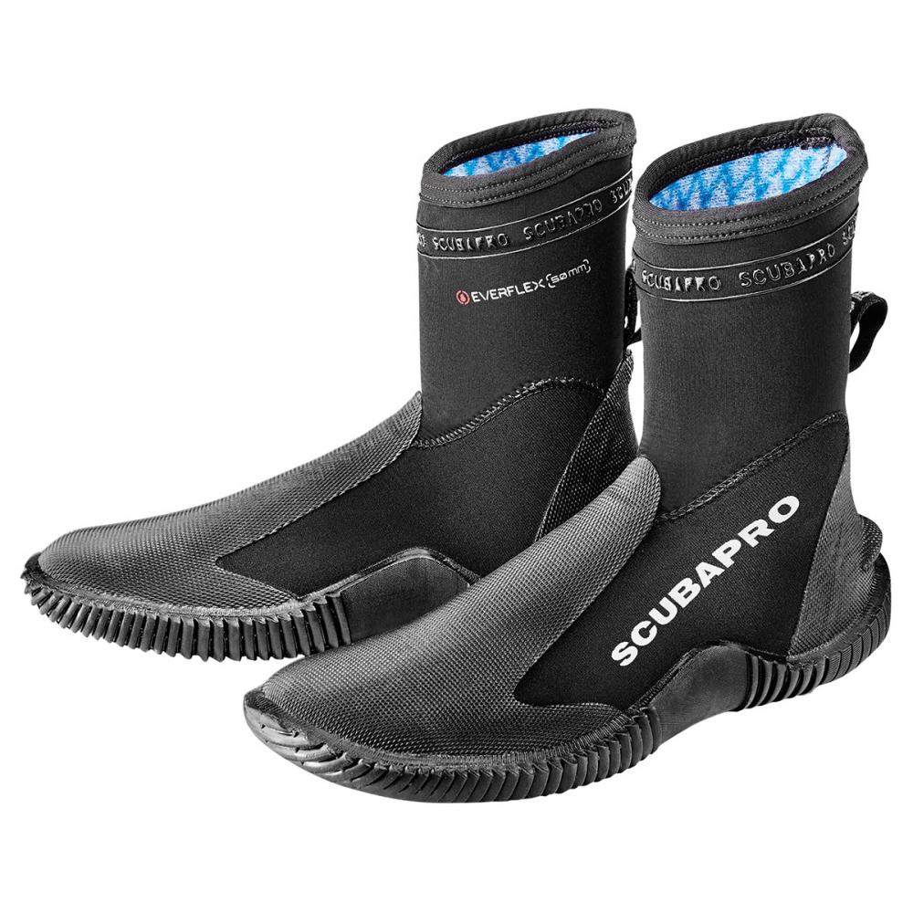 Everflex Boot 5mm Arch- Black