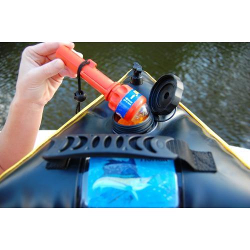 3D Buoy with portable Flashlight
