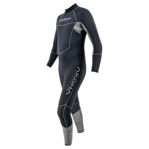 Quantum Stretch Full Back Zip - Men's