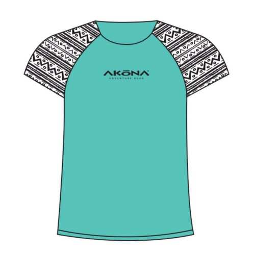 AKONA Women's Rash Guard