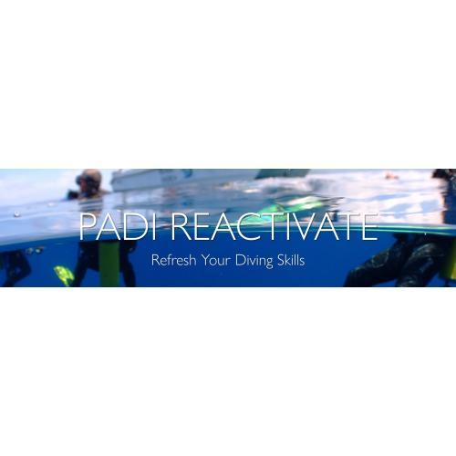 """PADI Reactivate (""""Refresher"""")"""