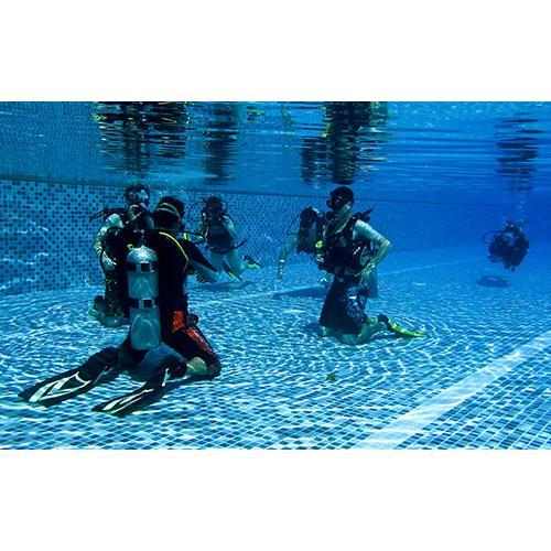 Open Water Diver - Pool sessions