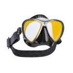 Synergy 2 Twin - Mirrored Lens - Black/Silver w/comfort strap