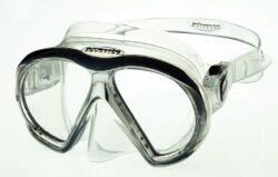 SubFrame Mask, Clear/Black