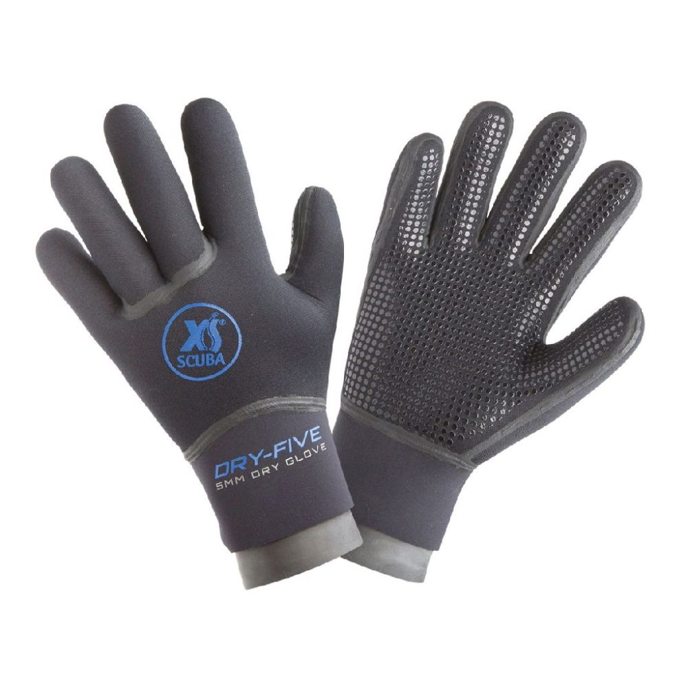 5mm Dry-Five Glove - Large