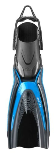 HYFLEX SWITCH FIN - EXTRA SMALL FISH TAIL BLUE