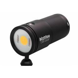 6500 Lumen Warm White Video Light w/ Red Mode