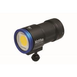 15,000 Lumen Video Light Plus Remote Control, Warm White w/ Red M