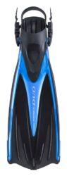 IMPREX DUO FIN - MEDIUM FISH TAIL BLUE
