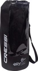 Cressi Finestra Waterproof Bag 10 Liters Black