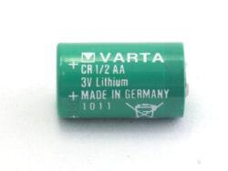 Marine Sports 3Volt Lithium Battery 3V, 1/2 Aa Green