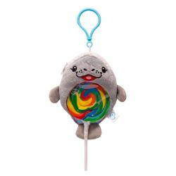 Fiesta Candy Dreams Cutie Beans 4.5 In Manatee Plush Toy