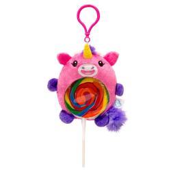 Fiesta Candy Dreams Cutie Beans 4.5 In Unicorn Plush Toy