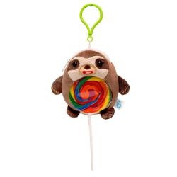 Fiesta Candy Dreams Cutie Beans 4.5 In Sloth Plush Toy