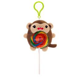 Fiesta Candy Dreams Cutie Beans 4.5 In Monkey Plush Toy