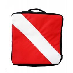 Marine Sports Dive Flag Regulator Medium Bag 12 X 12 X 6