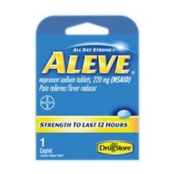 Marine Sports Aleve Personal Care 1 Caplet