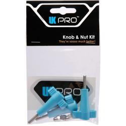 Knob And Nut Kit - (3 Knobs/Nuts)