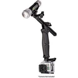Flex Grip, Gray (Adjustable, Telescoping Camera Grip) - For Use W