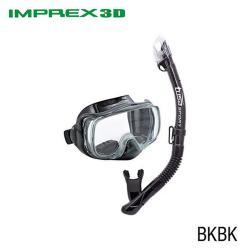 Imprex 3D M/S Combo (Um-33/Usp-250), Black/Black