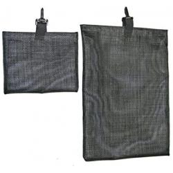 Armor Bags Heavy Mesh Medium Bag Black
