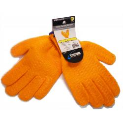Honeycomb Gloves, XL - Orange