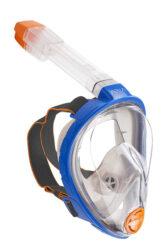 Ocean Reef Aria Classic Fullface Mask Snorkel Combo Large/X-Large Blue