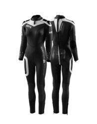 035-226 W5 3.5Mm Tropic Suit- Female Xl