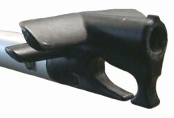Jbl Spearguns Muzzle For Lightning Accessories 1-1/4 Inch Black
