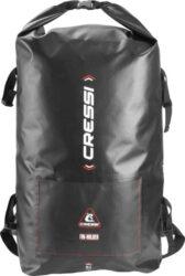 Cressi Dry Gara Backpack 60 Liters Black
