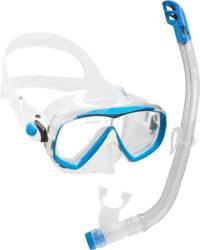 Cressi Estrella & Top Mask Snorkel Combo