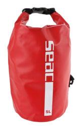 Seac Dry Medium Bag 10 Lt Red