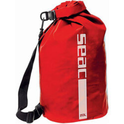 Seac Dry Small Bag 20 Lt Red
