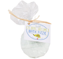 Florida Salt Scrub Bath Fizzie Personal Care 4 Oz Key Lime