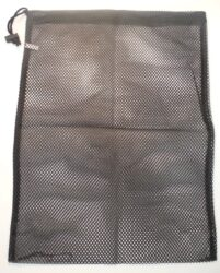 Armor Bags Mesh Medium Bag 15 Inch X 20 Inch Black