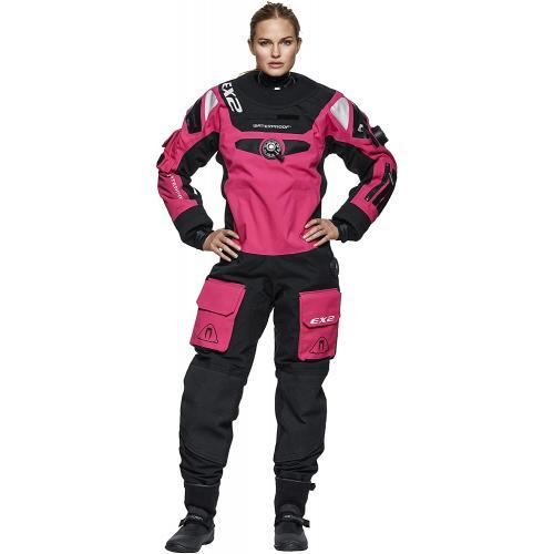 Waterproof EX2 Drysuit, Pink Ladies